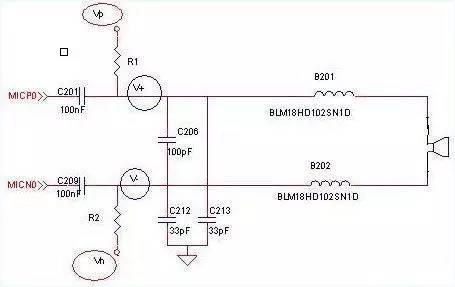 松下tc2555r的电路图