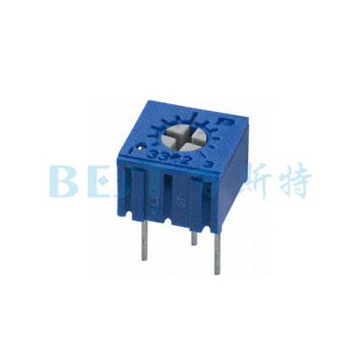 邦士电位器3362p